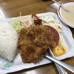 やんばる食堂 - 料理写真:Cランチ650円