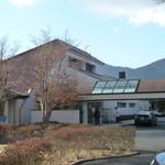 箱根ハイランドホテル ラ・フォーレ - ハイランドホテルの入り口