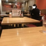 神戸ビーフ食品直営店 鉄板焼 銀座888 - 店内