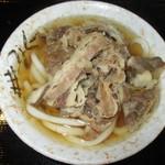 97758412 - 肉うどん(小)440円