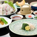 美舟 - 料理写真:羽豆コース