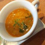 9776733 - ランチのスープ