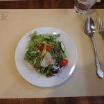 トラットリア ペコレッラ - 三浦野菜のサラダ