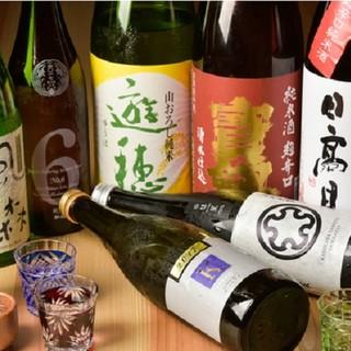 こだわりの日本酒をお安く