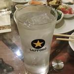 山葵 - 黒糖焼酎