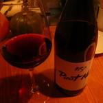 Bacco - 赤ワイン(ピノ・ノワール)
