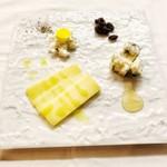厳選チーズ3種の盛り合わせ