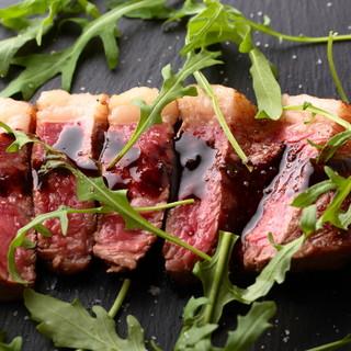 神戸牛、熟成エゾシカ肉、特選黒毛和牛A4がリーズナブルに!