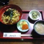 みづ乃 - ひつまぶし定食