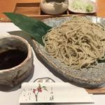 泰庵 - 料理写真:本粗挽き二八蕎麦