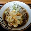 そば処 亀島 - 料理写真:かき揚げそば 290円