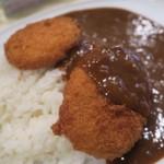 カレー専門店 横浜 - コロッケカレー