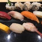 こうや - 梅 寿司