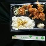 鶏王 - 並盛り・250円