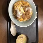 神武食堂 - カツ丼