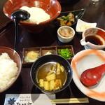 勘四郎 - できたて寄せ豆腐御膳