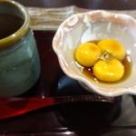 勘四郎 - デザート
