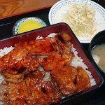 さくら亭 - 「豚丼」800円
