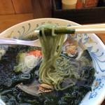 ふれあいパーク山田 - 麺リフトしてみました