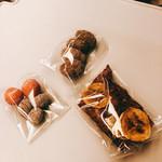 marco - カフェ&バナナ、クランブルショコラなど