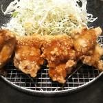 97784664 - 甘酢のきいた鶏南蛮