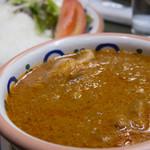 フジヤ - 料理写真:チキン