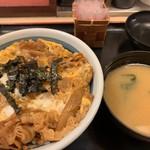 松乃家 - 開花丼
