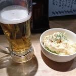 97786769 - ビール&ポテサラ