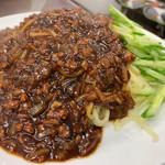 鴻運来 - 料理写真:ジャージャン麺