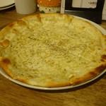 ピザ バー オット - 料理写真:ハチミツと黒コショウ