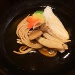 浅葱  - 真鯛の信州蒸し