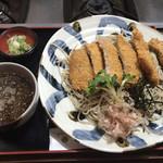 千束そば - 料理写真: