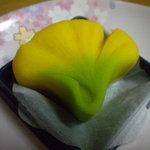 菊月 - 上生菓子 銀杏