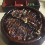 蓬扇 - 料理写真:ひつまぶし3100円