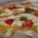 トラットリア ピッツェリア polipo - 黄色いトマトソース