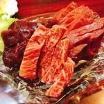 龍園 - お肉盛り