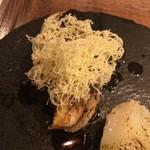 魚寿司 大塚のれん街 - とろける鰻バター
