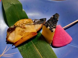 瀧ずし - サワラの西京焼き