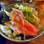Cafe Winds - セットのサラダ