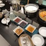 Cafe& Restaurant OASIS - 手作りイチゴジャムほかw
