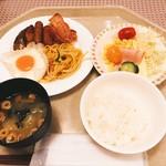 Kaferesutoranoashisu - 和洋折衷なワタシのチョイス^ ^;