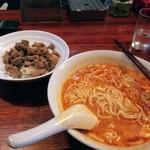 台湾創作料理 公 - 月曜・木曜定食 全体図