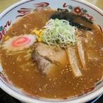 五百川食堂 - あっさり味噌ラーメン(税込み680円)