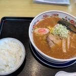 五百川食堂 - ミニライス(税込み160円)