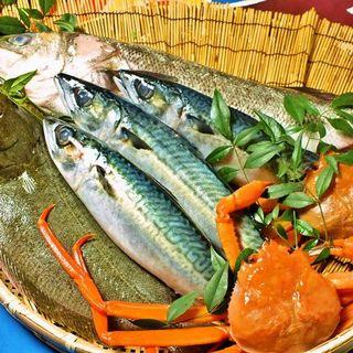 瀬戸内・走島より直送!店主の目利きで厳選した新鮮魚介を堪能!