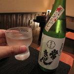 呑べ - ドリンク写真:常きげんひやおろし