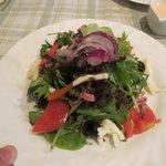 一汁三菜イタリア~の shark - 気まぐれサラダ