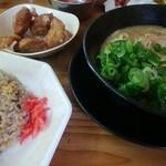 美與志堂 - 料理写真:腹一杯に成りました!