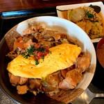洋食や シェ・ノブ - ノブ風親子丼