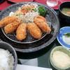 高室池ゴルフ倶楽部レストラン - 料理写真:牡蠣フライ